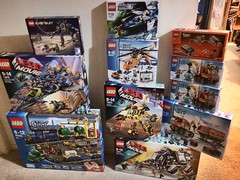 Shop for Me Lego haul!!