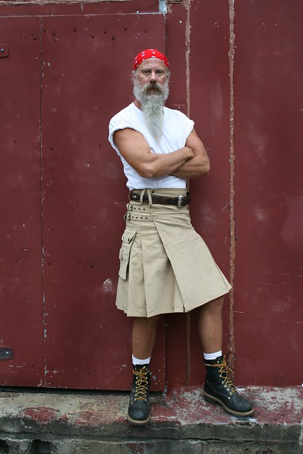 A Kilted Request