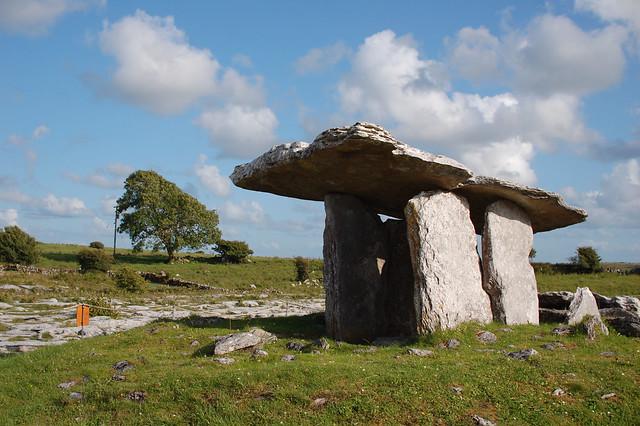 Poulnbrone portal tomb
