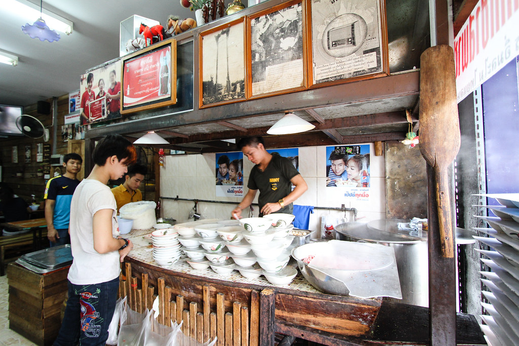 Bangkok Food Part 2: 50-cent Boat Noodle