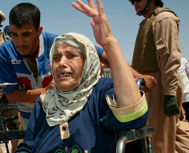 11 discapacitados y ancianos desafían a los islamistas y no apostatan.