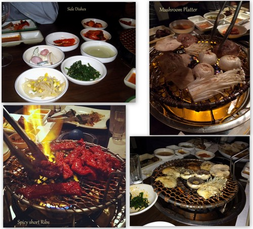 Korean bbq, Don's Bogam