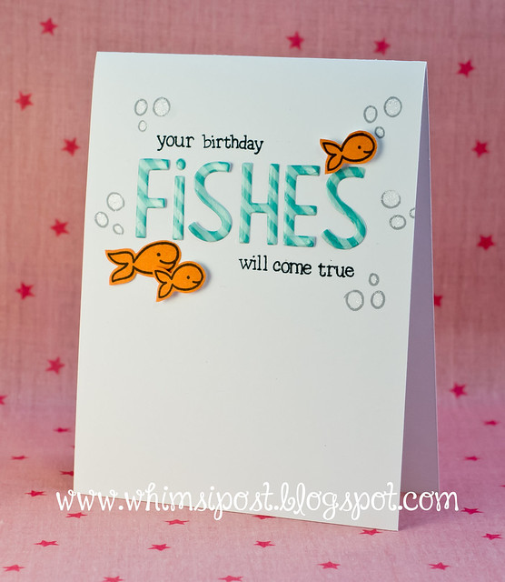 Sending Birthday Fishes!