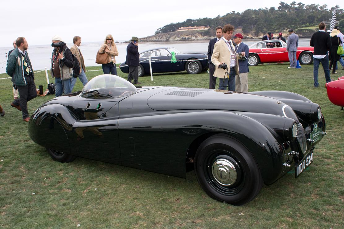 1952 Jaguar XK120 Open Two Seater (2)