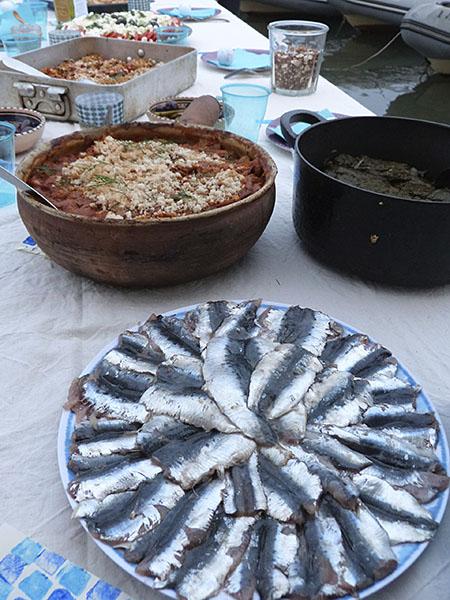 sardines et autres