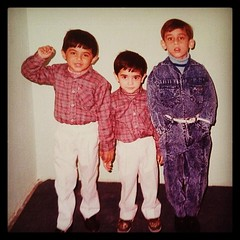 Cousin Brothers - Back in the Day #brother #cousin #childhood #batchpan #parents #love #brotherhood #bhai #ibrahim #talal