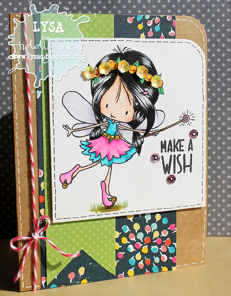 Fairy Fun- Make a Wish