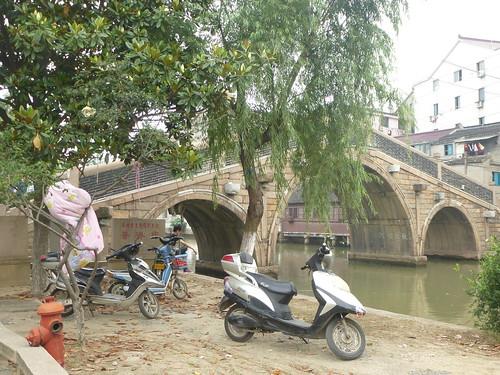 Jiangsu-Suzhou-Colline vers Centre-ville (7)