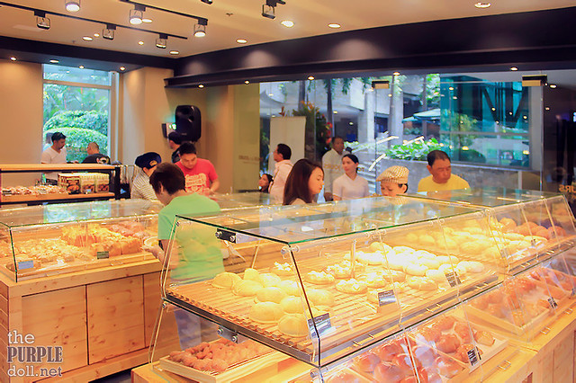 Tous Les Jours Trinoma North Ave Lobby