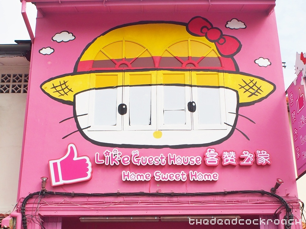 hello kitty, jonker, jonker street, jonker walk, malacca, malaysia, travels, 马六甲, 鸡场街