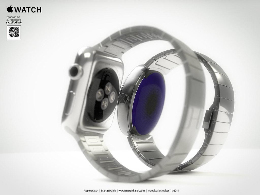 Apple Watch vs.  el resto