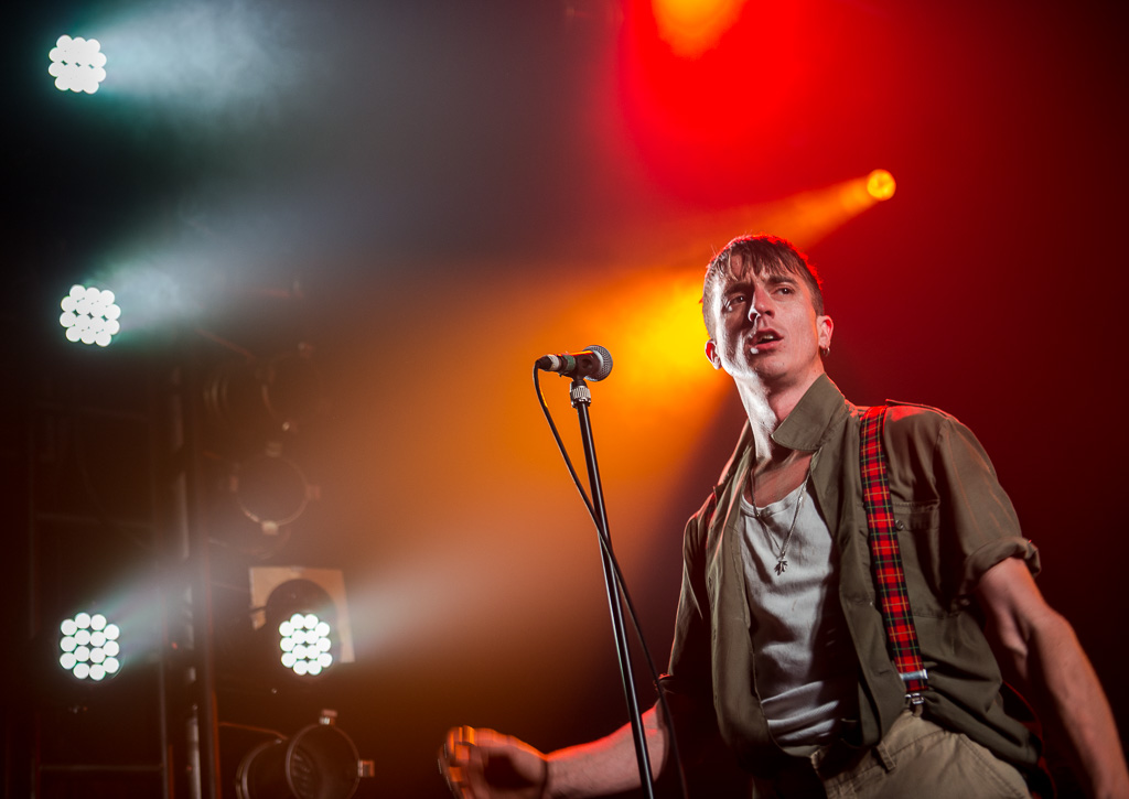 Sleaze @ Electric Ballroom, London 18/09/14