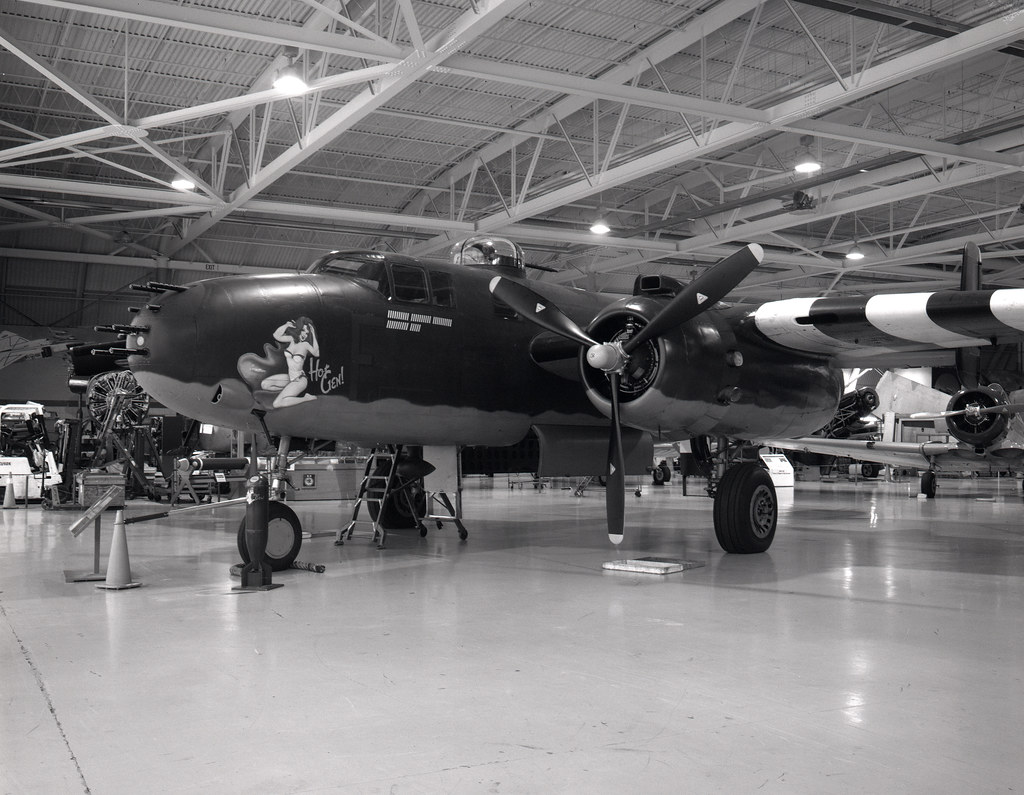 North American B-25J Mitchell Mk. III