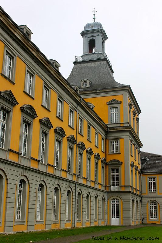 BONN - Kurfürstliches Schloss Bonn