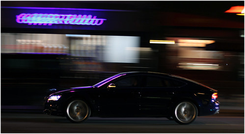 Panning Photography Flickr Panning Audi a7 Flickr