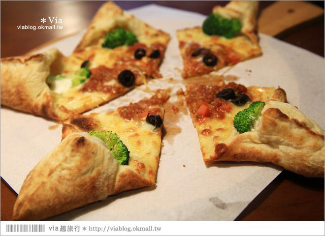 【彰化餐廳推薦】Pizza factory披薩工廠《員林店》~什麼!合作金庫不存錢改吃Pizza!37