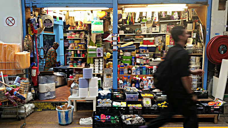 Brixton Market Stall