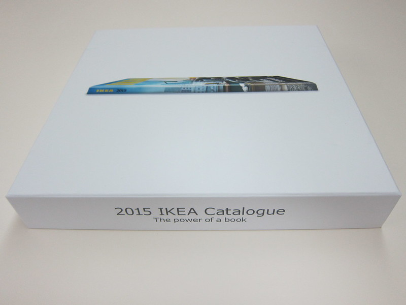 Ikea 2015 Catalogue - Box Front