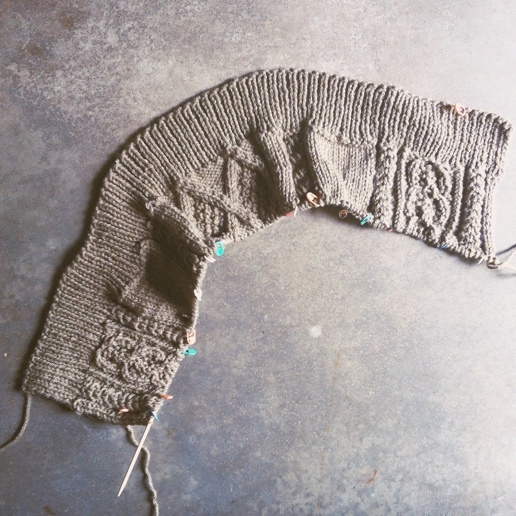 Knit - Magazine cover