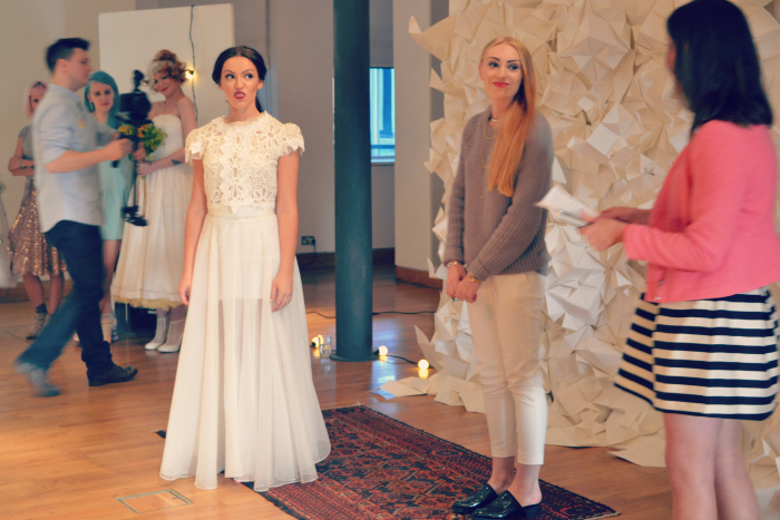 glasgow wedding collective fashion