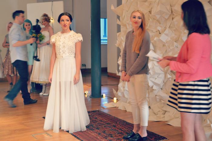 glasgow wedding collective fashion