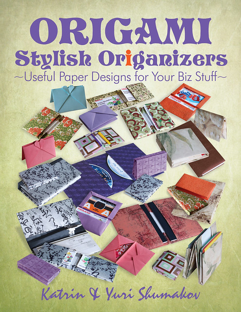 Origami Stylish ORiGANIZERS Book!