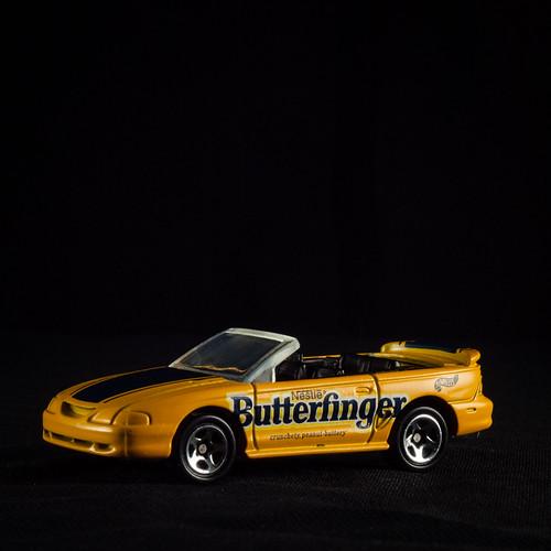 96 Mustang Convertible