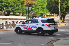 MPDC Ford Explorer Police Interceptor Utility RMP