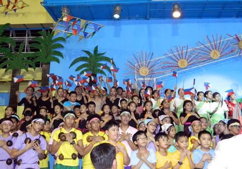 Isang-Lahi-Isang Dugo-Isang Musika,OPM,buwan-wika-costume,linggo-wika-activity