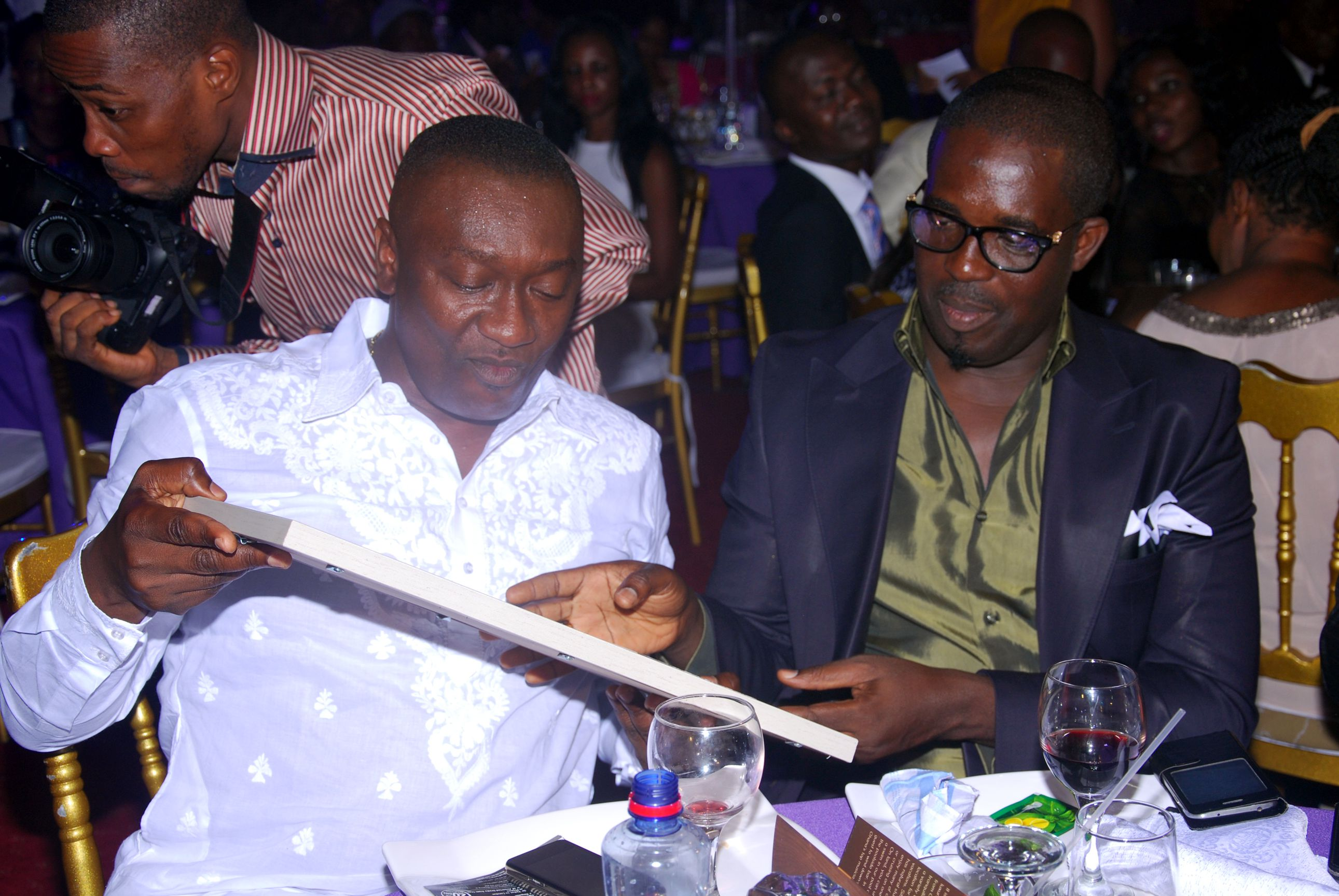 Special Ice CEO bought Nana Ampadu collection for 5000