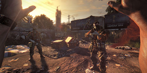 Dying Light out in January 2015