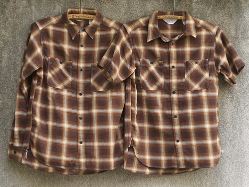 Five Brother / Light Flannel Workshirt