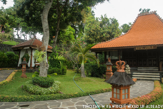 Bali - Shanti Natural Panorama View - Royal Djoglo - The biggest house for the guest