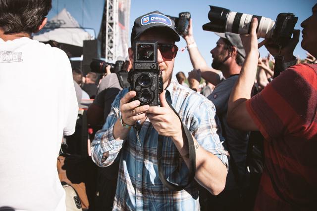 Photographer, Riot Fest.