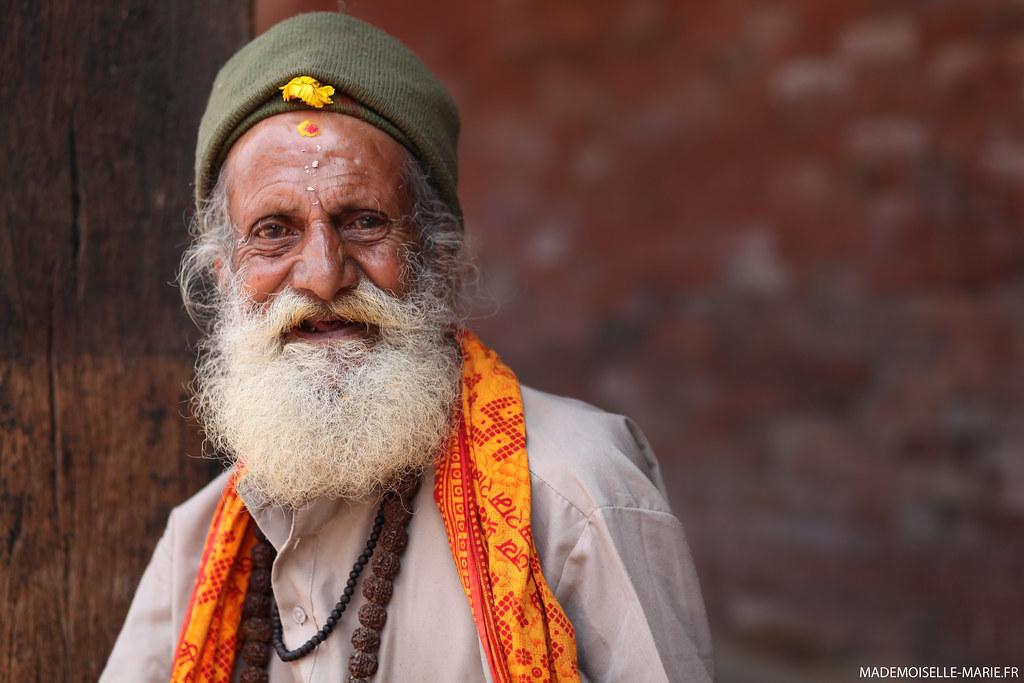 Portrait, Bhaktapur (Nepal)