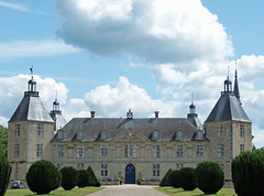 Schloss Sully - Photo of Saint-Boil
