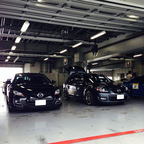 20140915 Be a driver. マツダ・ドライビング・アカデミー