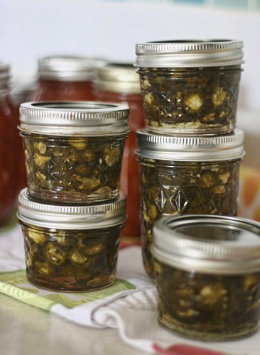 Putting Up!: Candied Jalapenos