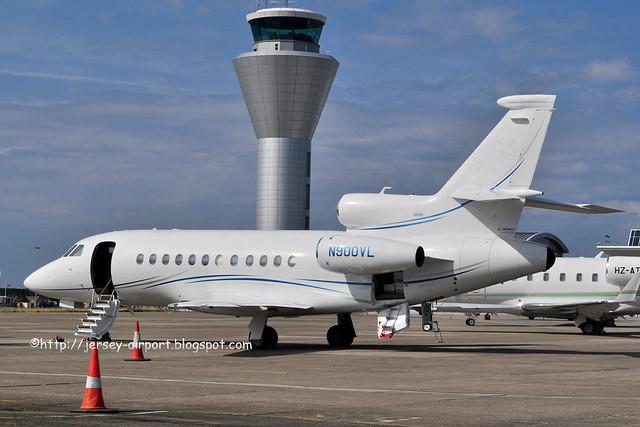 N900VL Dassault Falcon 900DX