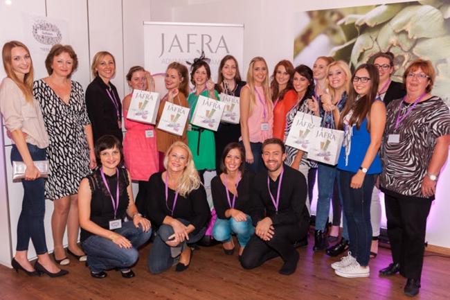 Jafra Bloggerevent München Eugli