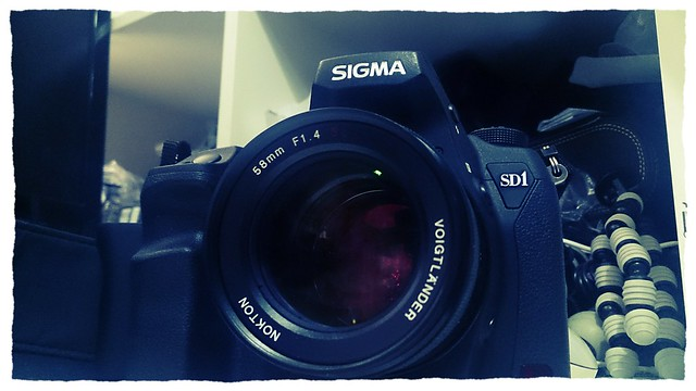 SD1M 鳳凰瞳 手動鏡頭試玩