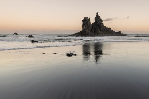 longexposure sea sunrise rocks seascapes tenerife d800 islascanarias largaexposicion anaga benijo fotojoma