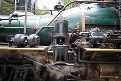 Steam brakes