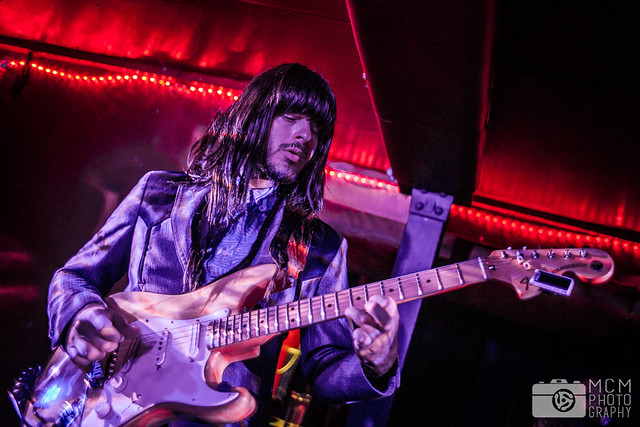 Khruangbin at Broadcast, Glasgow - October 20, 2016