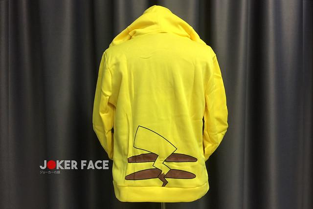 Áo khoác Pikachu - Pokemon