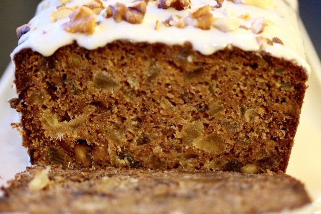 Orange Pineapple Walnut Fruitcake - 27
