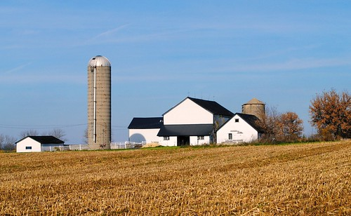Farm in Dodge County, Wisconsin