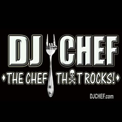 #djchef  (TM) (C) #thechefthatrocks servin up the #beatsandeats for #corporateevents #tradeshow #foodfestival #holidayparty #officeparty #christmasparty #hanukkaparty #chanukahparty #birthdayparty #kidsparty #cookingparty #bacheloretteparty #bridalshower