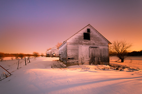 Ghosts of Winters Past