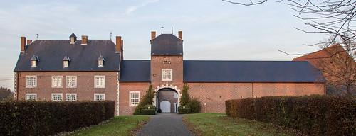 Nieuwerkerken, kasteel